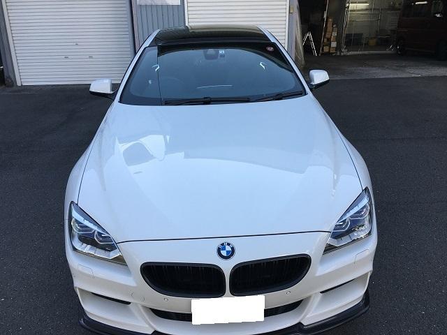 パートラッピング BMW