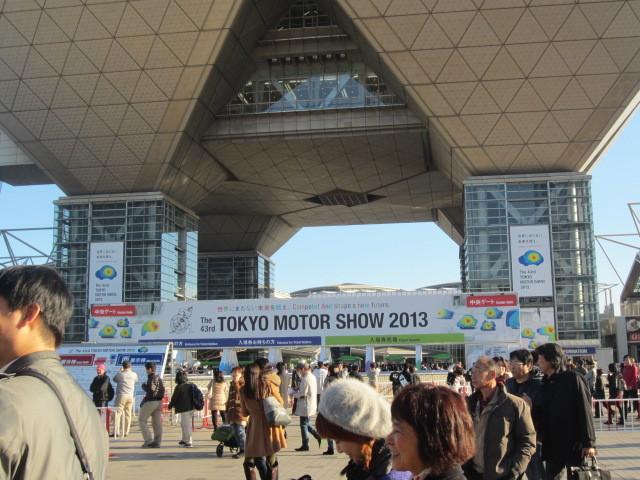 東京モーターショウ2013