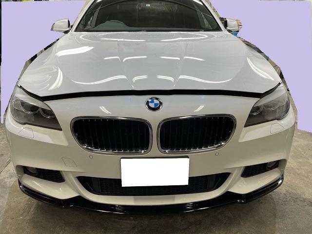 ヘッドライト水漏れ修理 BMW